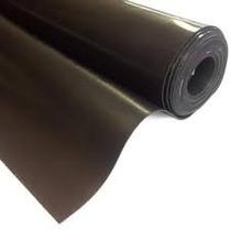 Lençol Borracha Manta Preto C 20m X A 1m X E 2,0mm (1 Rolo)