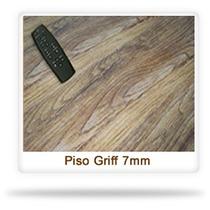Piso Laminado De Madeira - 7mm - Click - À Partir De R$49,90