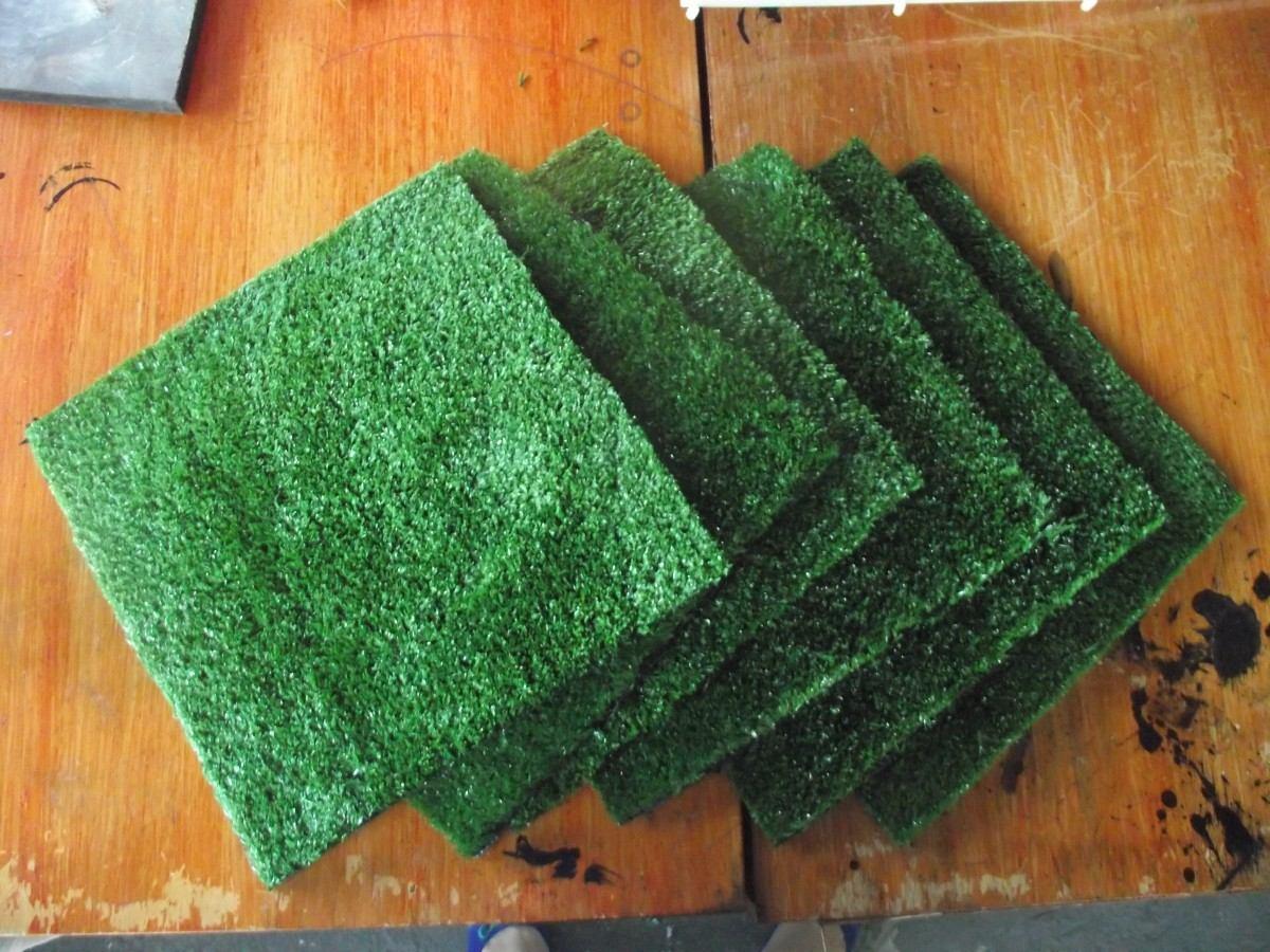 grama sintética decorativa festa