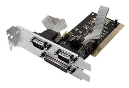 Placa Pci Multiserial 2 Serial