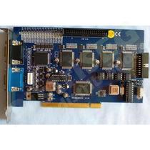 Dvr Placa De Captura Geovision Gv800 Gv 800 16 Canais Usado