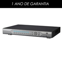 Dvr Stand Alone Cftv 32 Canais Hvr - Hibrido Real Time 3g