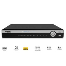 Gravador Digital De Vídeo (dvr) Vd 4d1 120m Stand Intelbra