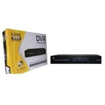 Dvr H264 120fps 4 Canais Tempo Real Dkseg Stand Alone