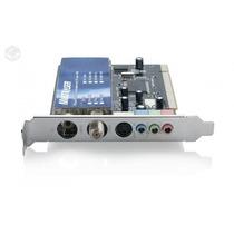 Placa Pci Sintonizadora De Tv C/ Fm - Multilaser