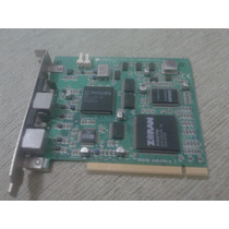 Placa Captura De Video P Conversao Vhs Em Dvd Pinnacle Pci