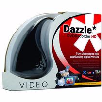 Placa De Captura Dazzle Recorder Dvc101 Externo Usb Pinnacle