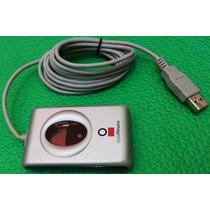 Leitor Biométrico Usb Digital Persona U.are.u 4000b