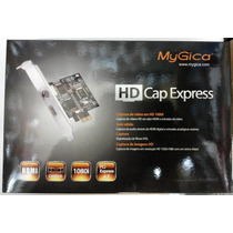 Placa De Captura Visus Mygica Hd Cap Pci-e - Hdmi Hd 1080p