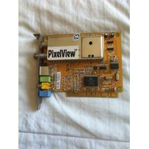 Placa De Tv Interna Pixel View Semi Nova