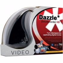 Placa De Captura Usb Pinnacle Dazzle Dvd Recorder Hd