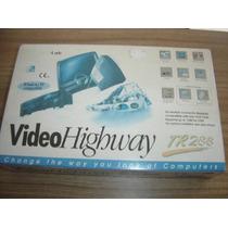 Placa De Captura Video Highway Para Colecionadores
