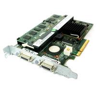 Dell Perc 5/e 256mb Sas Raid Controller Card Gp297 X8483