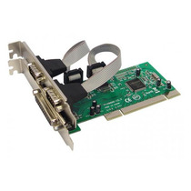 Placa Pci Multiserial - 2 Serial Rs232 + 1 Paralela Db25