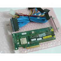 Hp Smart Array P400 512mb Pn 504022-001 C/cabo Sas P/ 4 Hd
