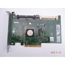 Controladora Dell Perc 6/ir Sas Pcie Raid 0/1