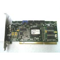 Controladora Adaptec Sata Ii Pci-x 4 Port Aar-2420sa/128+