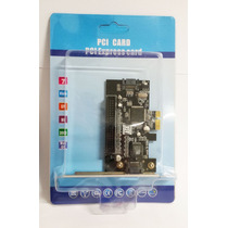 Placa Pci Express 2 Sata E 1 Ide F-new Ref.9169