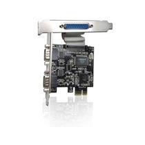 Placa Pci-e Pci Express X 2p Serial +1p Paralela Comtac 9050