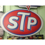 Placa Decorativa Vintage Oleo Stp 50x70 Hot Rods
