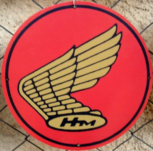Vintage Honda Logo Vin...