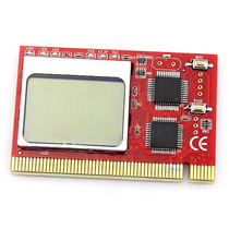 Placa Diagnóstico Com Lcd 1.6 Pci Debug Pc Analyser Desktop