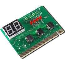 Placa Diagnóstico 2 Dígitos Pci - Debug Card - Pc Analyser
