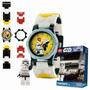 40055 Lego Relógio De Pulso Stormtrooper Star Wars