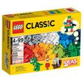 Caixa Lego Classic 10693 Com 303 Pçs Inclui Livro De Ideias