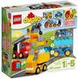 Lego Duplo 10816 Os Meus Primeiros Carros