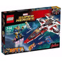 Lego 76049 - Missão Espacial De Vingadores