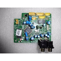 Placa Principal Dvd Player Sony Modelo Dvp-sr320
