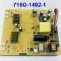 Placa Fonte Monitor 715g1492-1 Dell Aoc Acer