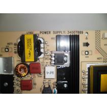 Placa Fonte Tv Semp Toshiba Le4050 P/n *35015819