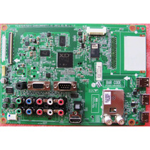 Placa Principal Tv Lg 50pa6500 / 60pa6500. Placa Nova.