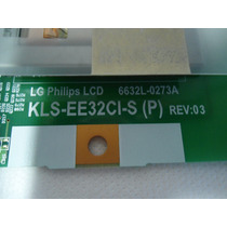 Inverter Philips 32pf5320 32pf5321 ,6632l0273a