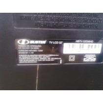 Placa Principal Tv Lcd Hbuster 32 Mod. Hbtv-32d06hd