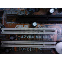 Placa Mae Asus A7v8x-mx Se Funcionando Com Proc/cooler