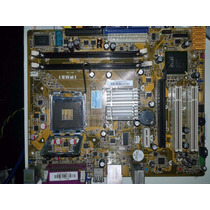 Placa Mãe Pcware Ipm31+proc.d.core+memoria Ddr2 2gb