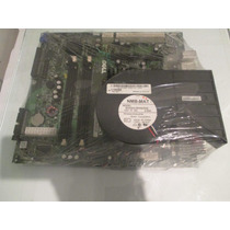 Kit Pentium 4 2.8ghz Placa Mãe Dell Ddr2 775 + Cooler