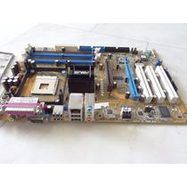 Placa Mãe Asus P4v800d-x Socket 478
