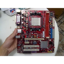 Placa-mãe Am2 Pcchips A13g+ V3.0 Chipset Nvidia Ddr2 Pci-e
