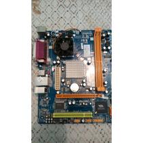 Placa Mãe Phitronics Pc3500 Ddr2