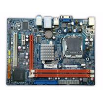 Placa Mãe Lga 775 Ddr3 G41t-m7 Brinde Dual Core Frete Gratis