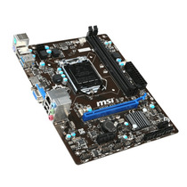 Placa Mae Msi H81m-e33 Lga1150 Intel H81 Usb3.0 Sata6gb/s