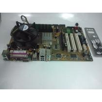 Kit Placa Mãe Asus P5gpl-x + Pentium 4 3.2 + 1gb Ddr1