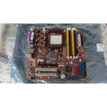Placa Mae Socket Am2 Itautec Sm3320 Frete Fixo 20,00