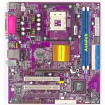 Super Kit Placa Mãe On-board + Pentium 4 1.5 Ghz