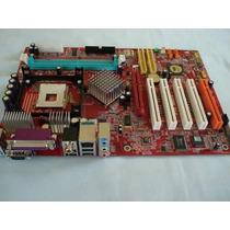 Placa Mãe Msi Pt8 Neo-v Socket 478 Nova Na Caixa C/ Garantia
