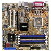 Placa Mãe Asus 775 Ddr1 P5gd1-hvm775 Até 4gb Pentium 4 3.0